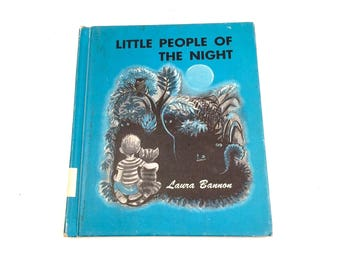 Little People of the Night, Laura Bannon, 1966