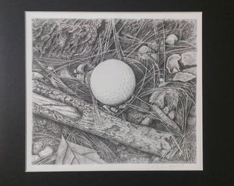 Golf Artwork