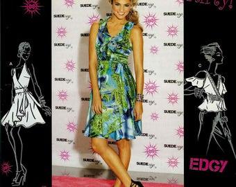 Simplicity 2220 Dress Size D5 4,6,8,10,12