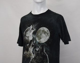 Wolf Pack Hipster T-shirt