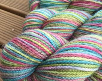 DK alpaca merino yarn