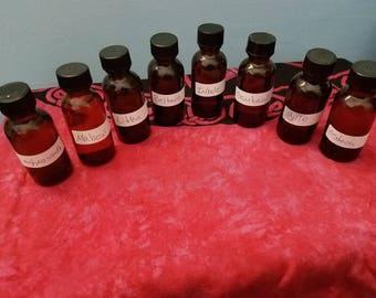 All 8 Sabbat Oils