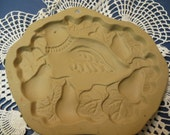 BROWN BAG COOKIE Mold, Partridge in a Pear Tree