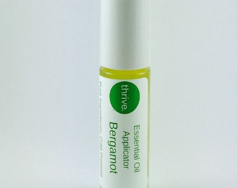 Bergamot - Essential Oil Applicator