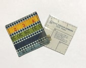 Reserved for duffysavoy Stitch Starter Ruler and Ruler Pocket Sleeve