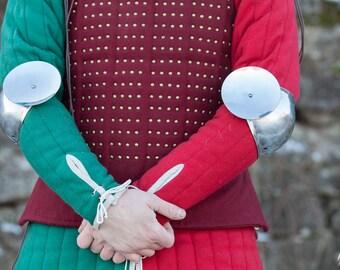 Steel Combat Elbows; Tournament Elbows; Medieval Elbows; Metal Elbows