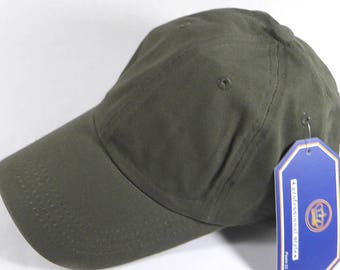 Your Print Olive Green Dad Hat Baseball Cap Twill 6 Panel Custom Embroidery Low Profile Pro Style