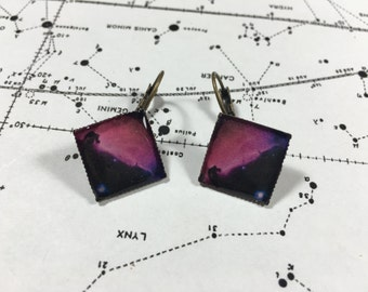 Horsehead Nebula Earrings