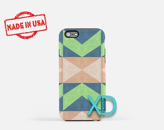 Pastel Design iPhone Case, Native American iPhone Case, iPhone 8 Case, iPhone 6s Case, iPhone 7 Case, Phone Case, iPhone X Case, SE Case