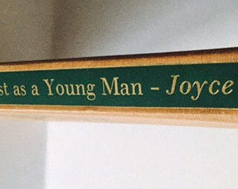 Vintage Edition of A Portrait of the Artist as a Young Man by James Joyce(1965 W & J. Mackay and Co Ltd Publication)