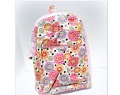 ON SALE Girls Backpack, Carry All, Book Bag, BCD1000189