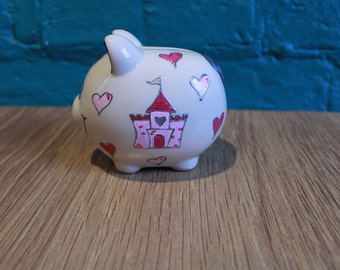 Princess Piggy Bank