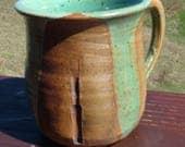 Oboe Reed Impression Mug