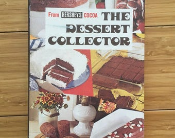 From Hershey Cocoa - The Dessert Collector, Vintage 1980s cookbook