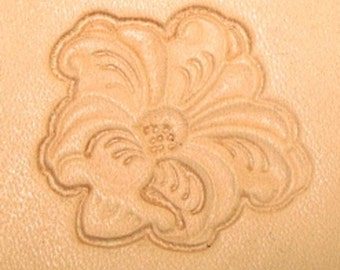 Lily Flower 3-D Stamp Leathercraft 88494-00
