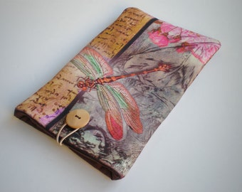 iPad Air 2 case, iPad 4, iPad Air sleeve, Galaxy Tab sleeve, Kindle case, eReader case, Tablet pouch, Kobo Glo, Nexus 9