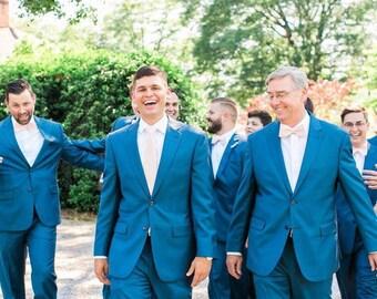 Weddings Champagne Cream Blush Tie  Men's skinny Champagne Cream Blush tie  Necktie for Men FREE GIFT