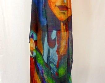 persian scarf