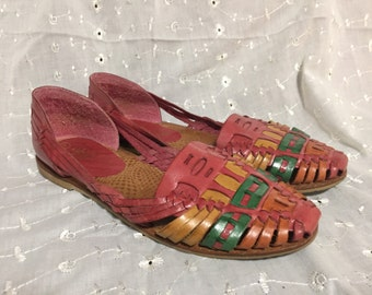 Leather Craft by Premier Collection Women's Size 7 Slip On