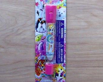 Lisa Frank Flashlight Pen Retro Cool