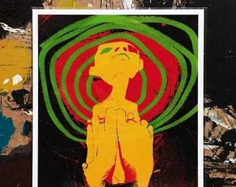 Poster, Illustration, digital print, contemporary art, modernart