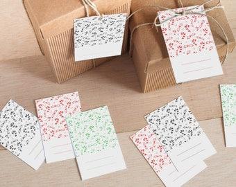 Christmas gift tags, Digital gift tags, Christmas tags, Christmas printable, Christmas printable gift tags, Christmas tags ready to print