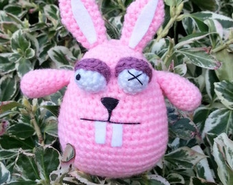 Monster Bunny MADE TO ORDER