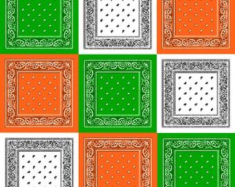 St Patrick's Day Tablecloth | Irish Tablecloth