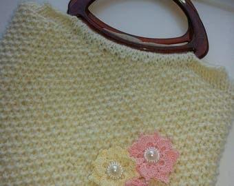 Handmade Aran Handbag