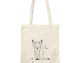 "Bag / Tote bag ""Fox"""
