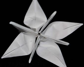 Individual Origami Flower