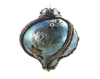 Steampunk Ornament/Industrial Style Ornament