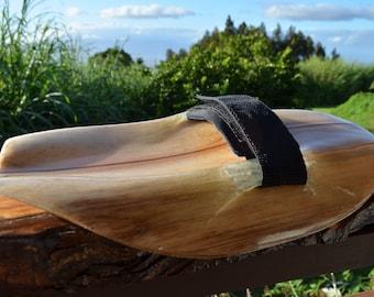 Agave wood Handplane