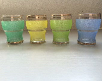 1950's Shot Glasses