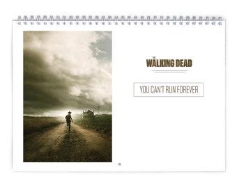 The Walking Dead / Season2 - 2018 Calendar