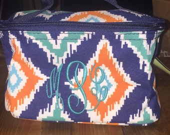 Cosmetic Case- monogrammed