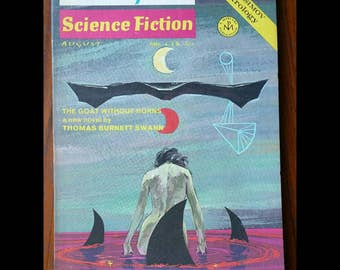 The magazine of fantasy and science fiction, August 1970