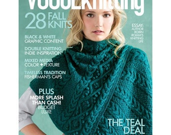 Vogue Knitting Early Fall 2015