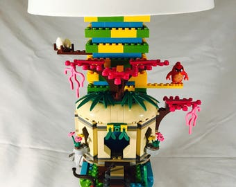 Lego Lamp - Angry Birds 2