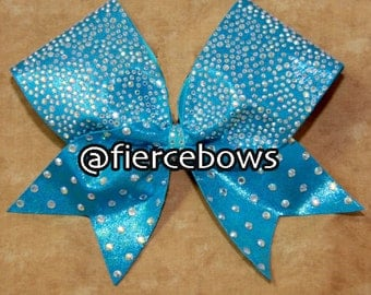 Spaced Out Rhinestone Bow