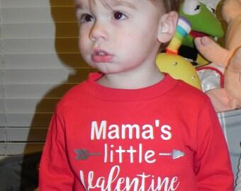 Mama's little Valentine