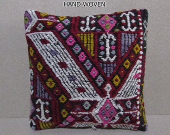 kilim pillow gift sofa pillow inland couch pillow novelty tribal pillow design bohemian decor weaving kilim pillow floral pillow case D2838