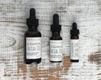 Facial Oil, Natural Skincare, Facial care