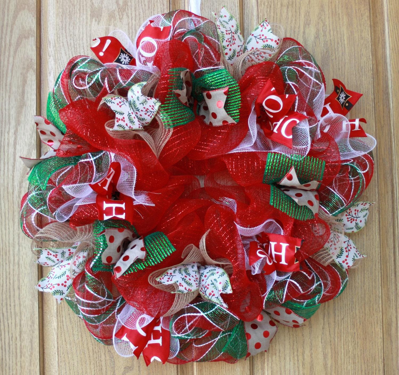 Christmas Wreath Christmas Decor Holiday Wreath Holiday