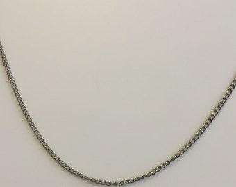 Vintage Silvertone Chain (#2)