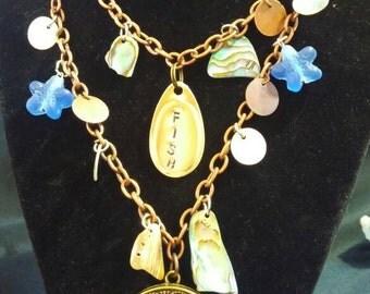 Oregon Shore Necklace