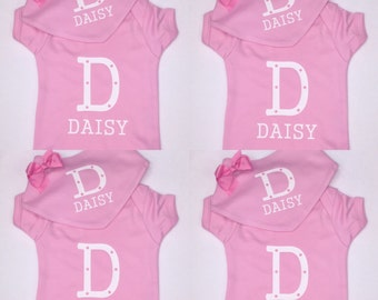Personalised Name set or design your own