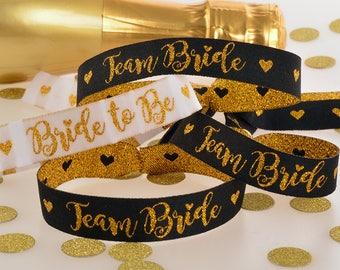 Team Bride Hen Party Wristband / Bracelet - Hen Do - Favours - Hen Night Accessories - Hen Party - Bag Fillers