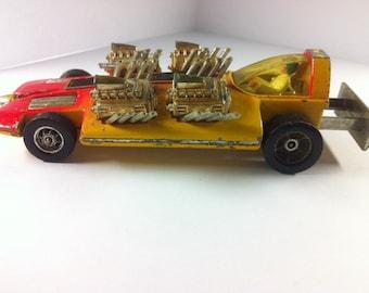 Corgi Whizzwheels No.165 Adams 4 Engined Drag-Star
