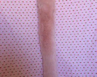Milkshake Pink Cat Tail - Cosplay ~ Kawaii ~ Furry